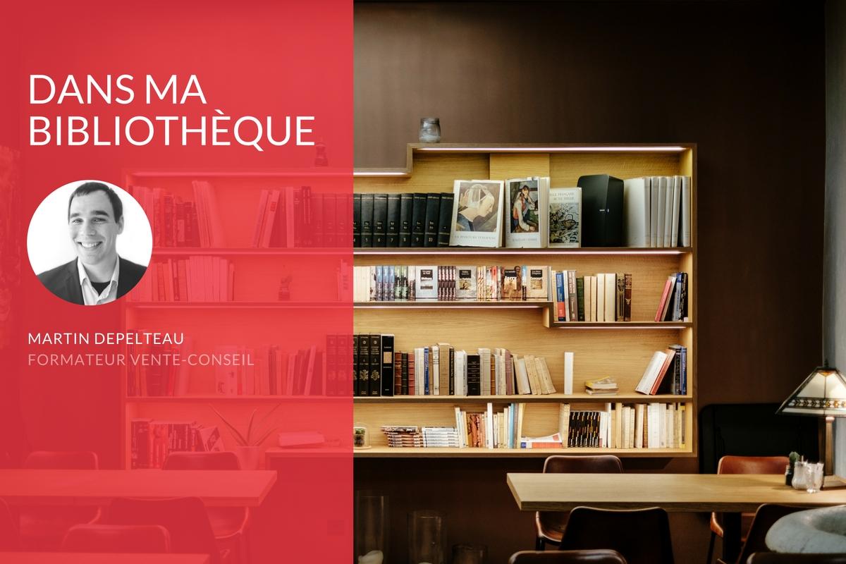 Dans ma bibliothèque |Coups de cœur et recommandations de lectures entrepreneuriales – Août 2017