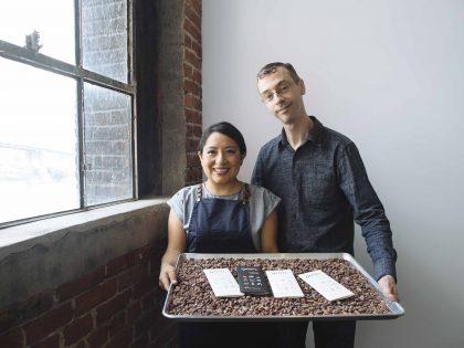 QANTU : 2 entrepreneurs chocolatiers lancent une marque fusée!