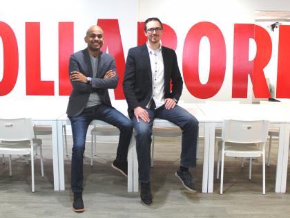 FLEEXER : deux entrepreneurs engagés dans l'économie collaborative